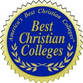 Best Christian Colleges Seal