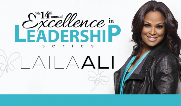 Laila Ali to speak at Excellence in Leadership Series at Cumberlands