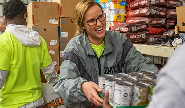 Save A Lot donates to Cumberlands food drive