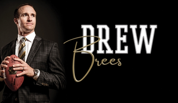 Cumberlands to host Drew Brees for Excellence in Leadership Series