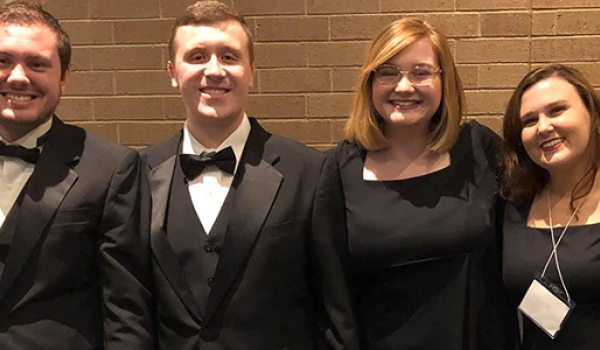 UC Students Chosen to Perform in Kentucky ACDA All-Collegiate Choir