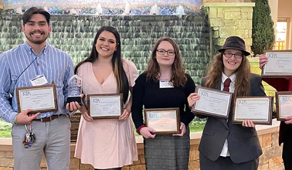 Cumberlands' newspaper, The Patriot, recognized for success