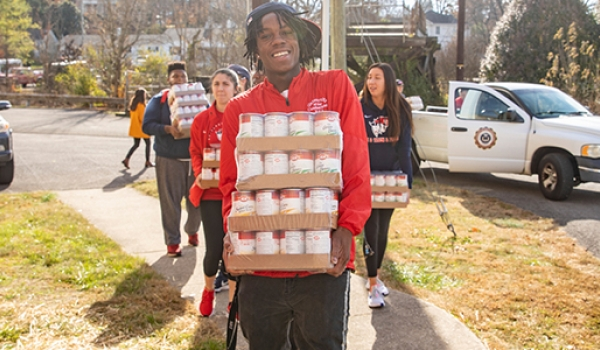 Cumberlands begins annual food drive