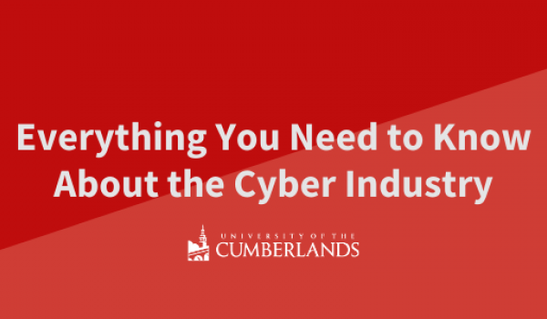 Everything You Need to Know About the Cyber Industry - University of the Cumberlands