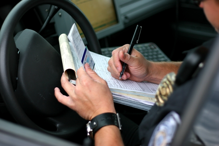 Blog   What To Do When You Get Pulled Over For Speeding   UC