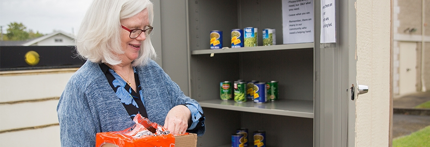 Plates for a Purpose food drive begins at Cumberlands