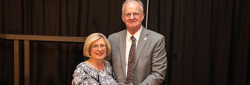 Faculty, staff at Cumberlands receive awards