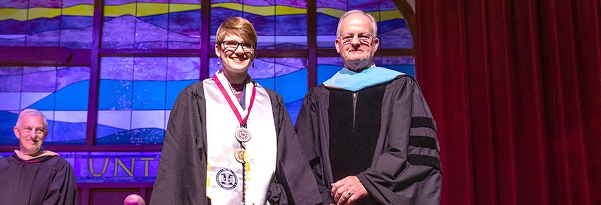 Cumberlands honors exemplary students during commencement