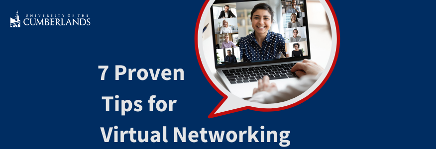 7 Proven Tips for Virtual Networking - University of the Cumberlands