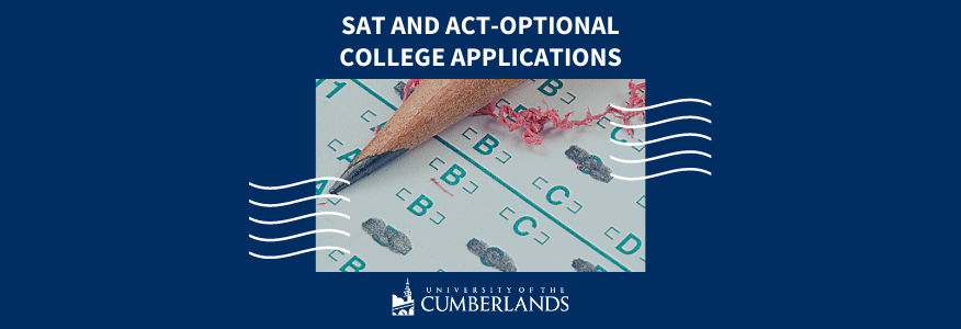 SAT and ACT-Optional College Applications - University of the Cumberlands