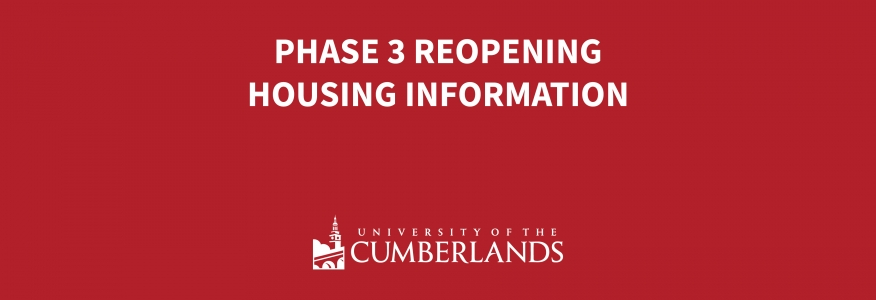 Phase 3 Housing Information