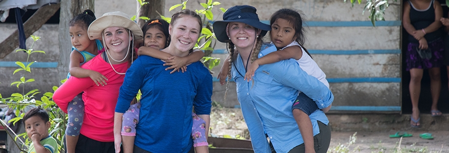 Cumberlands students study in Costa Rica